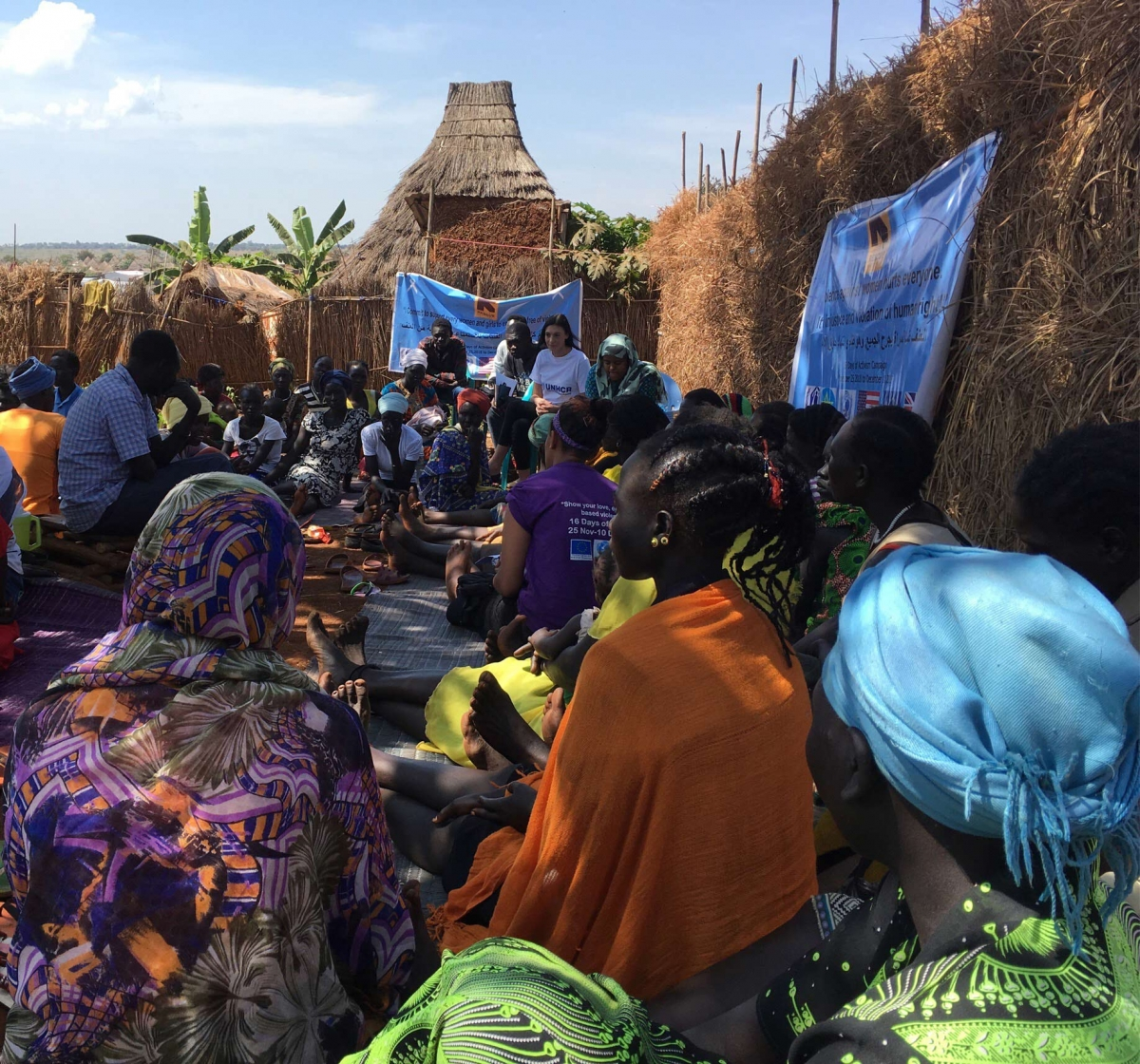 Addressing Sexual and Gender-Based Violence in Refugee Communities 2