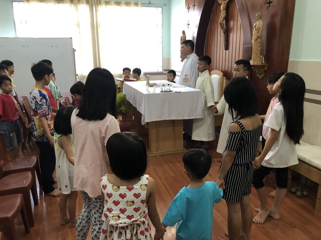 The Church's Role in Providing for Victims of HIV in Southeast Asia 2
