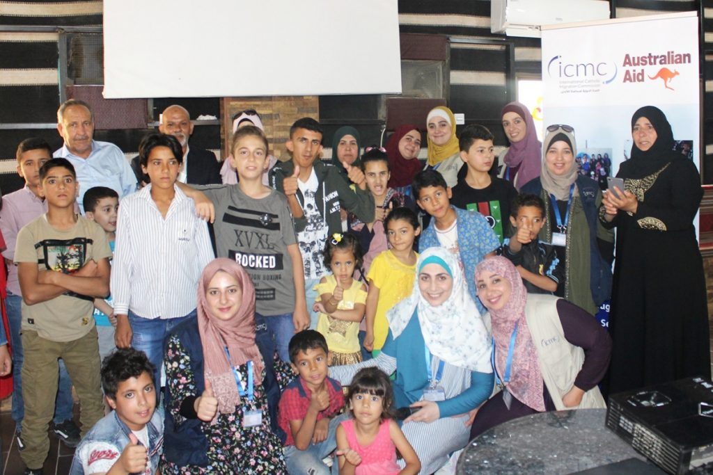Empowering Children and Youth with Disabilities in Jordan